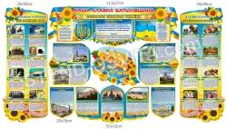 Информационно-презентационный комплект «Чудеса Украины»