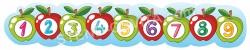 Яблучка «Числовий ряд»