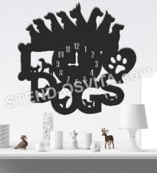 Годинник DOGS