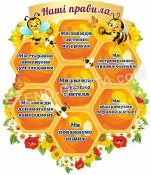 Наші правила з бджілками «Соти»