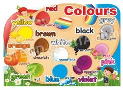 "Стенд ""Colours"""