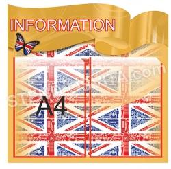Стенд «Information»