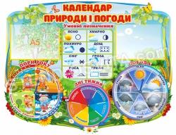 """""""Календар природи і погоди"""""""