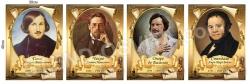 Портреты для оформления кабинета русской литературы