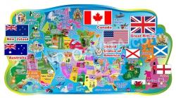 «Вивчаємо англомовні країни»