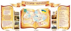 """Стенд """"Історія України"""""""