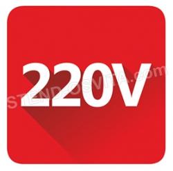 Табличка «220В»