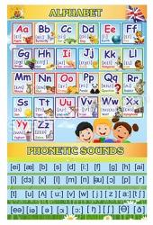Стенд для малечі «Alphabet»