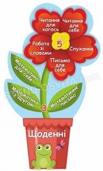 Квіточка для навчання у класі